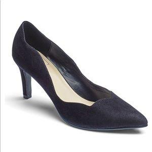 Shoes - Black wide fit pumps